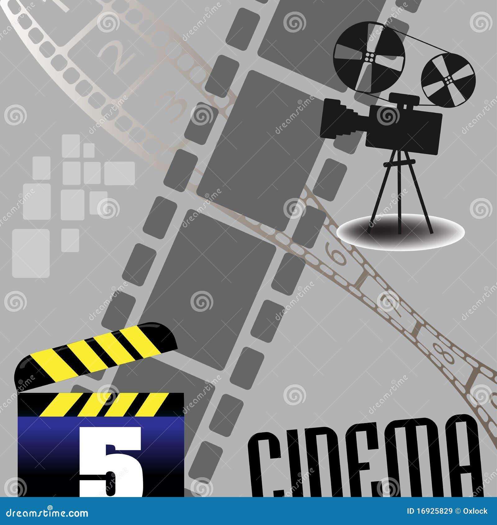 Fond de cinéma