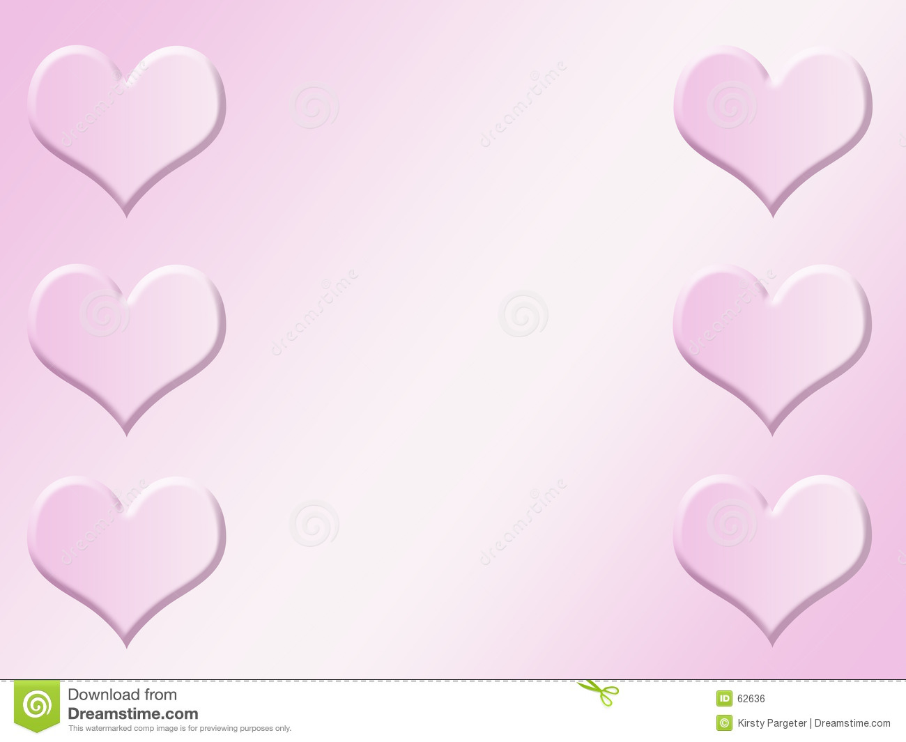 Download Fond de coeur photo stock. Image du valentines, abstrait - 62636