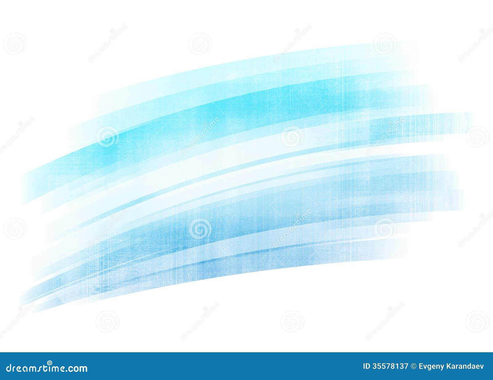 Fond de course par bleu de pinceau