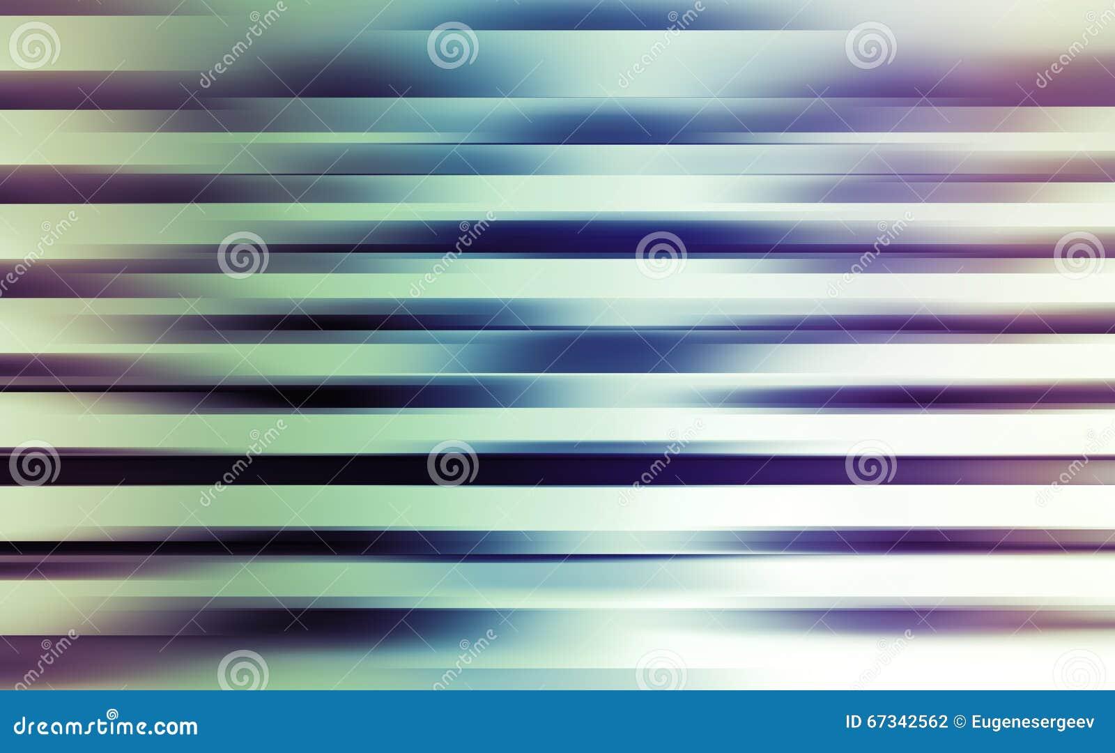 Fond de Digital avec briller les rayures colorées brouillées