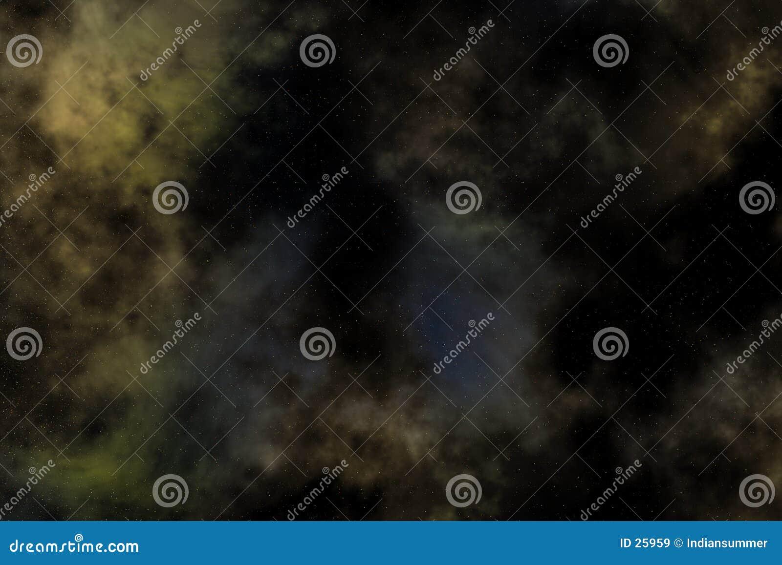 Fond de galaxie, II