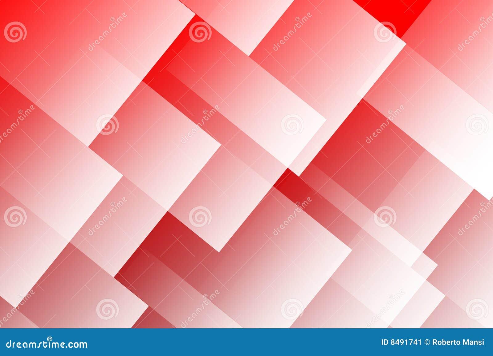 Fond de grands dos rouges et blancs