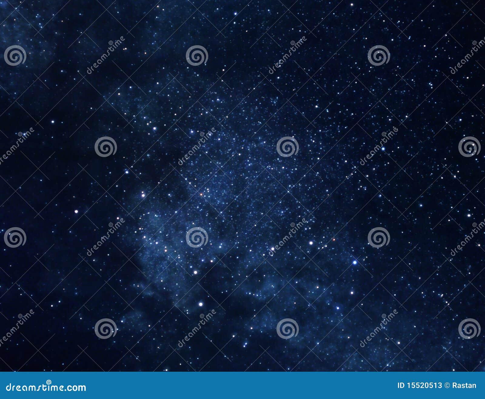 Fond de l espace