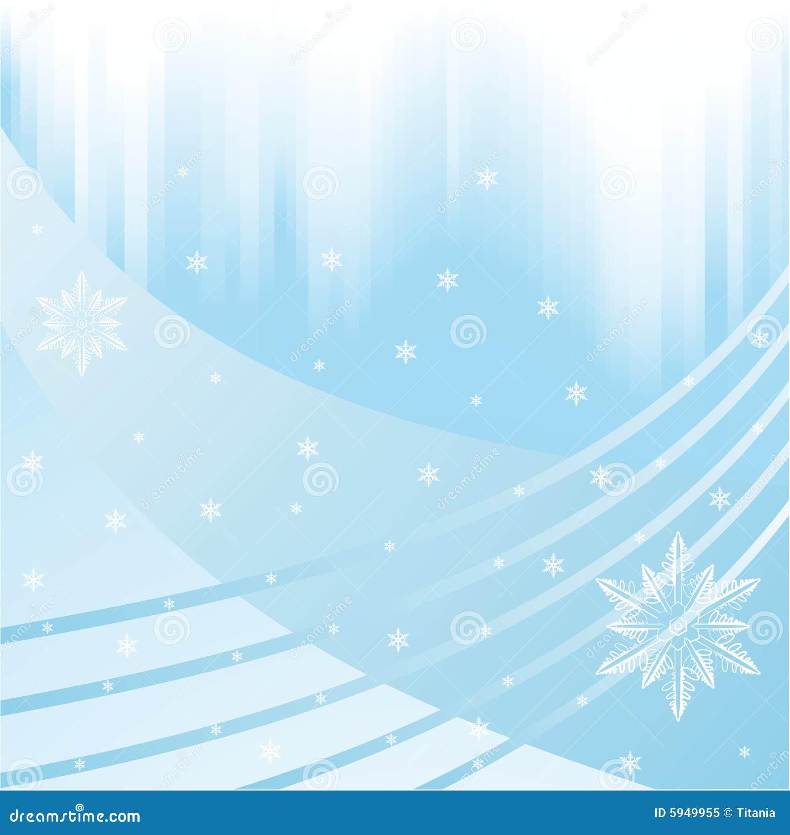 Fond de l hiver