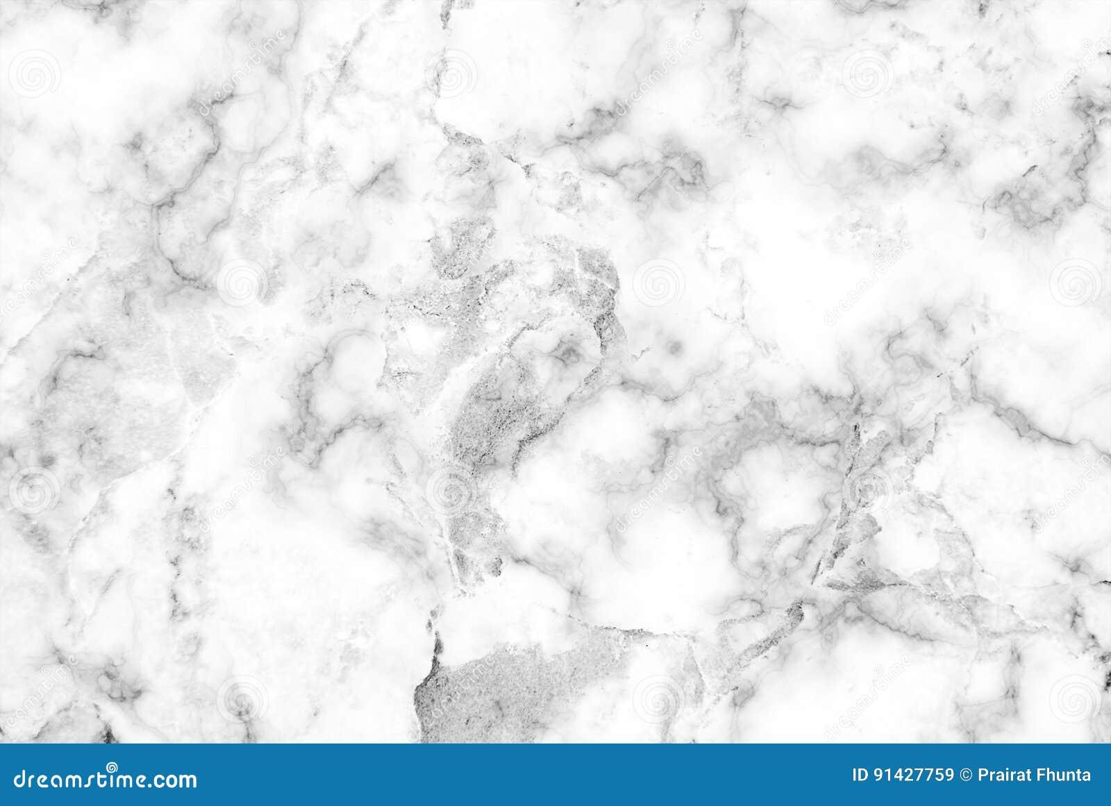 Fond De Marbre Blanc De Texture, Marbre Véritable Détaillé De Nature Image stock - Image du ...