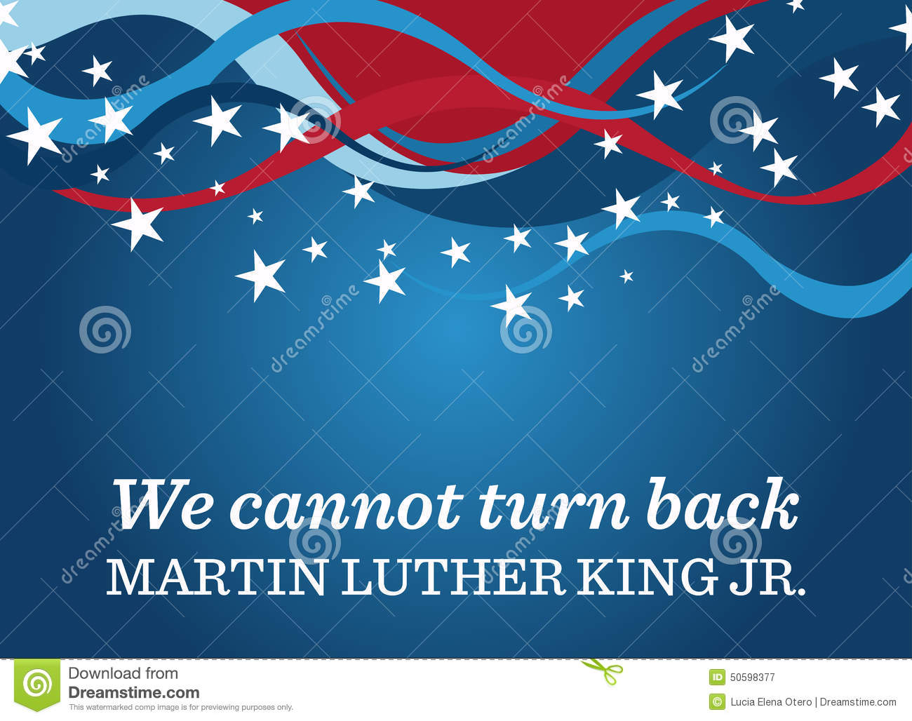 Fond de Martin Luther King Day