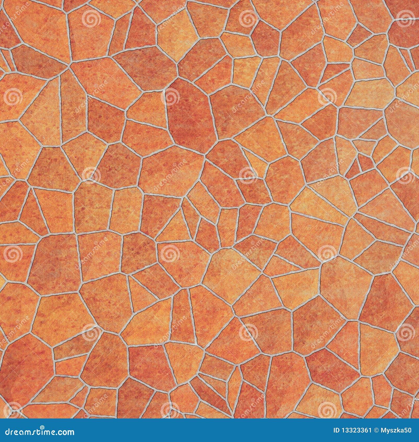 Fond de mosa que de terre cuite image stock image 13323361 for Entretien carrelage terre cuite rouge
