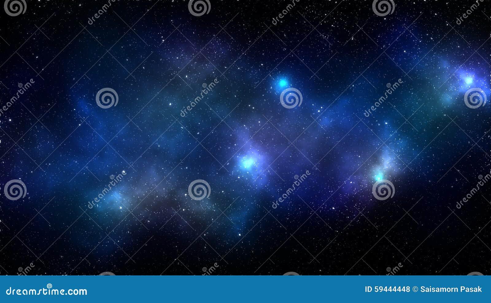 Fond de nébuleuse de l espace de galaxie
