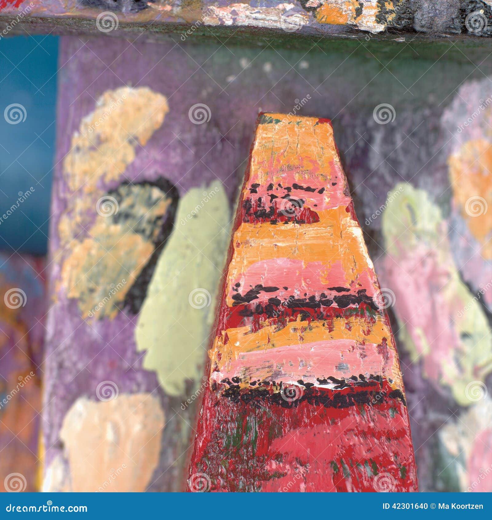 Fond de peinture de texture