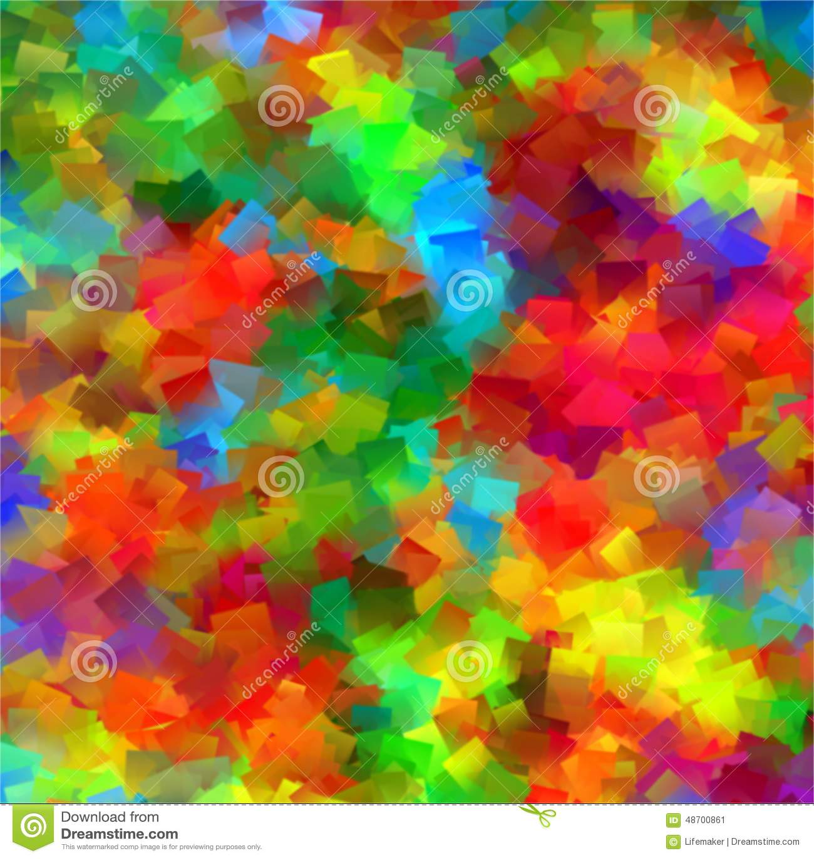 Fond de peinture de texture de couleur d 39 arc en ciel d 39 art illustration stock image 48700861 - Couleur de peinture ...