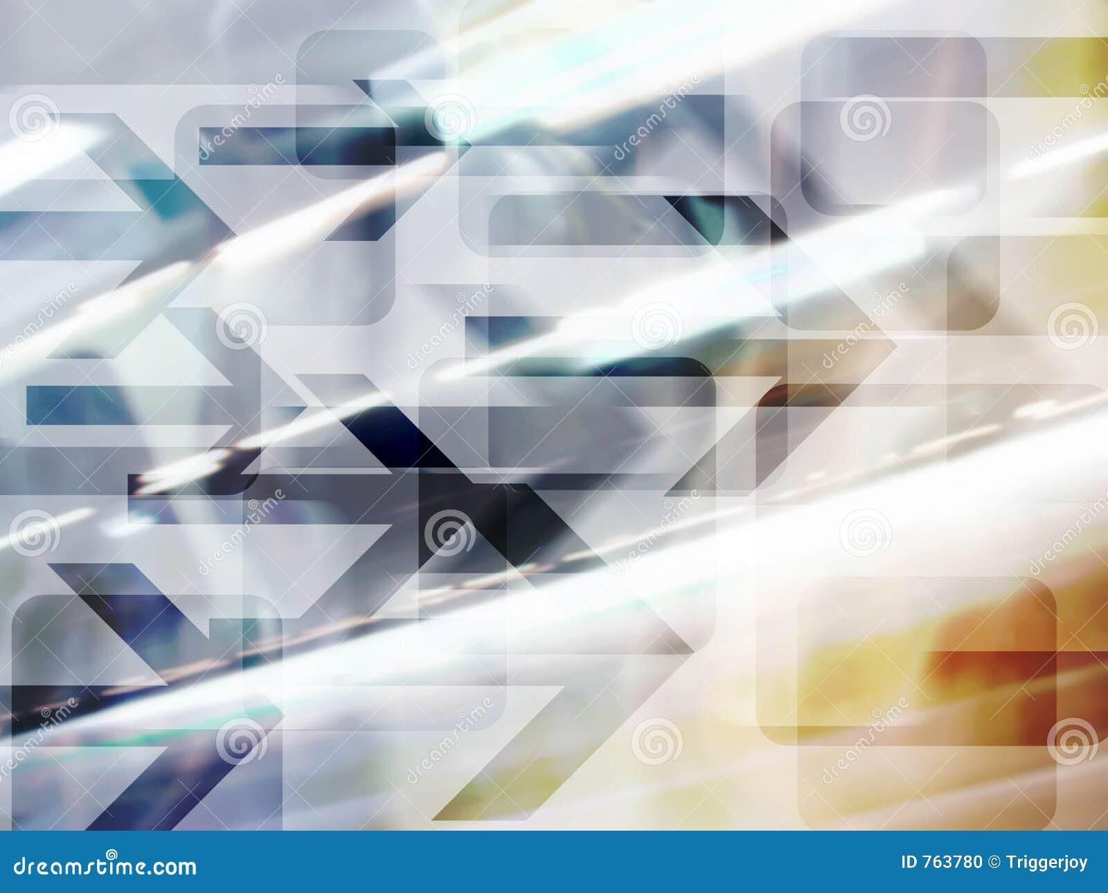 Fond de pointe abstrait