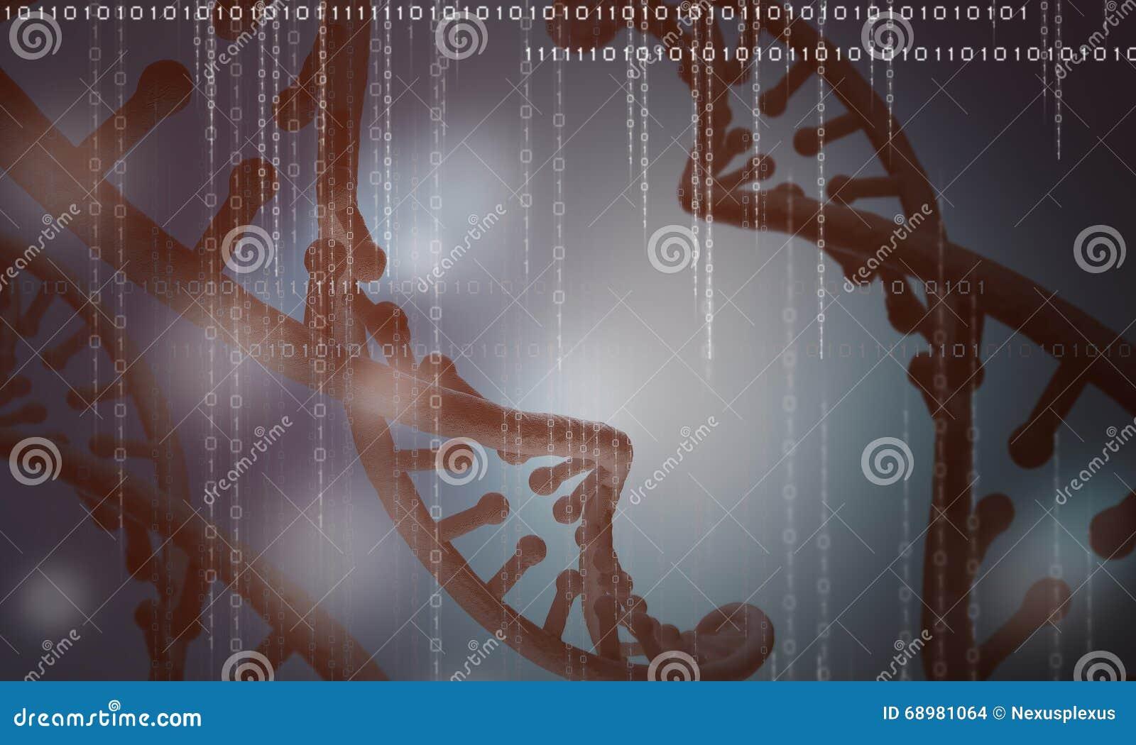 Fond de recherches d ADN