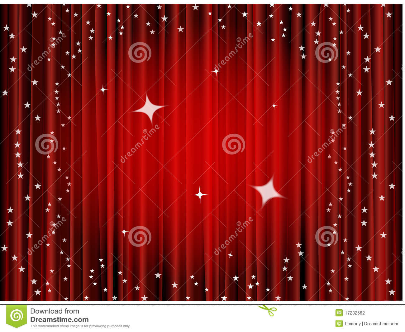 fond de rideau en th 233 226 tre rideau en photographie stock image 17232562