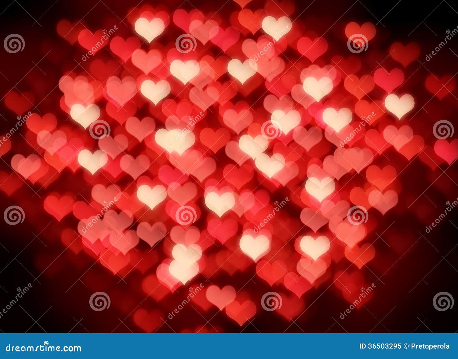 Fond de Saint-Valentin