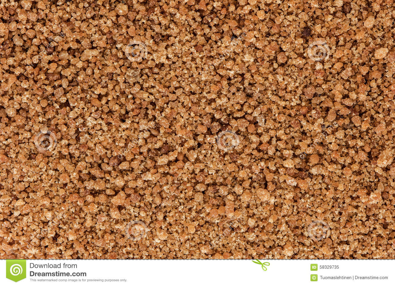fond de sucre brun de cocotier image stock image du normal nourriture 58329735. Black Bedroom Furniture Sets. Home Design Ideas