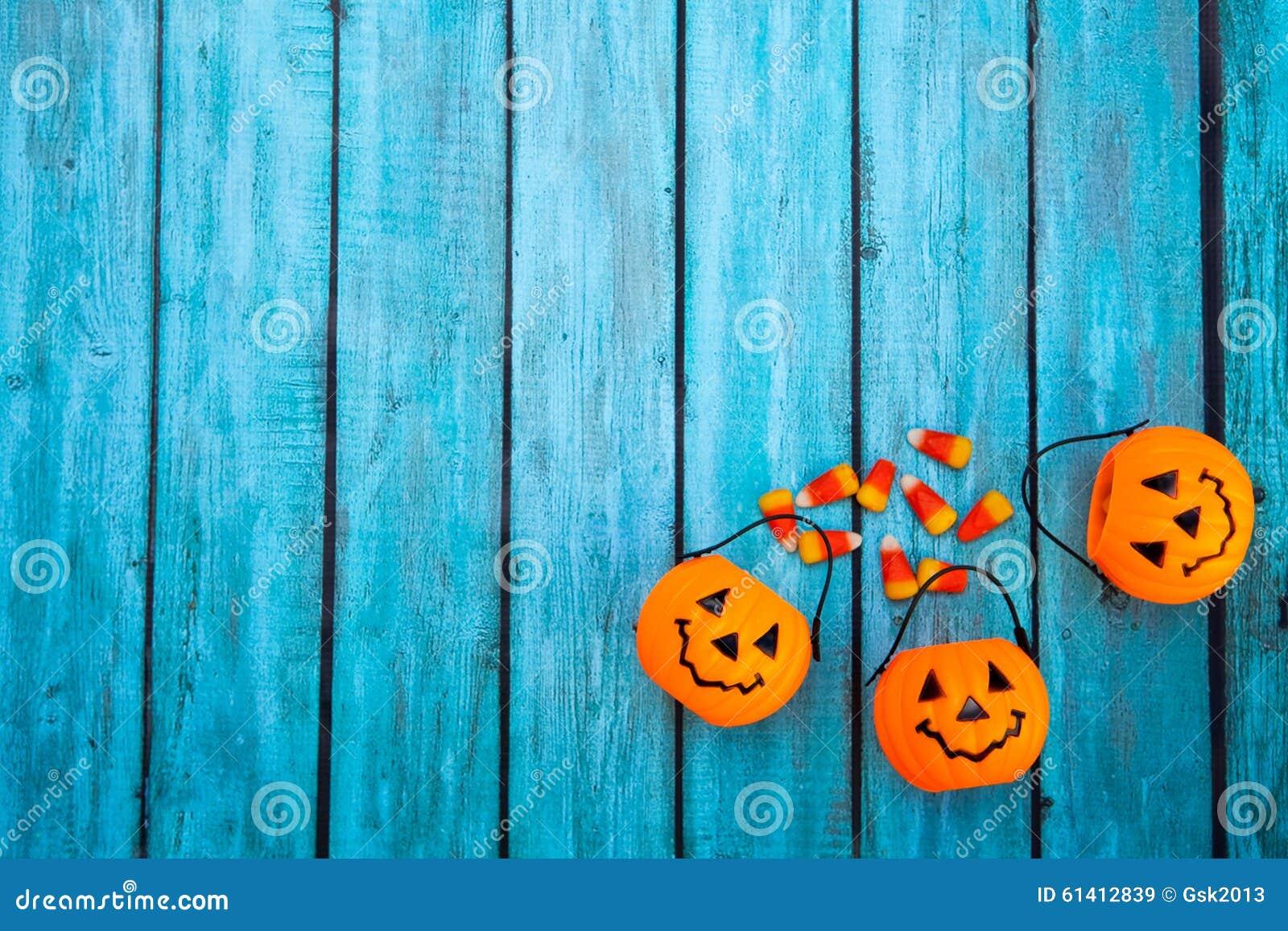 Fond de sucrerie de Halloween