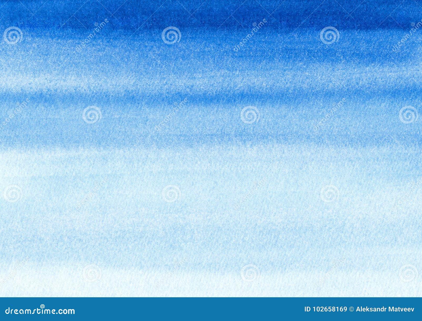 Fond De Suffisance De Gradient D Aquarelle De Bleu Marine De Marine