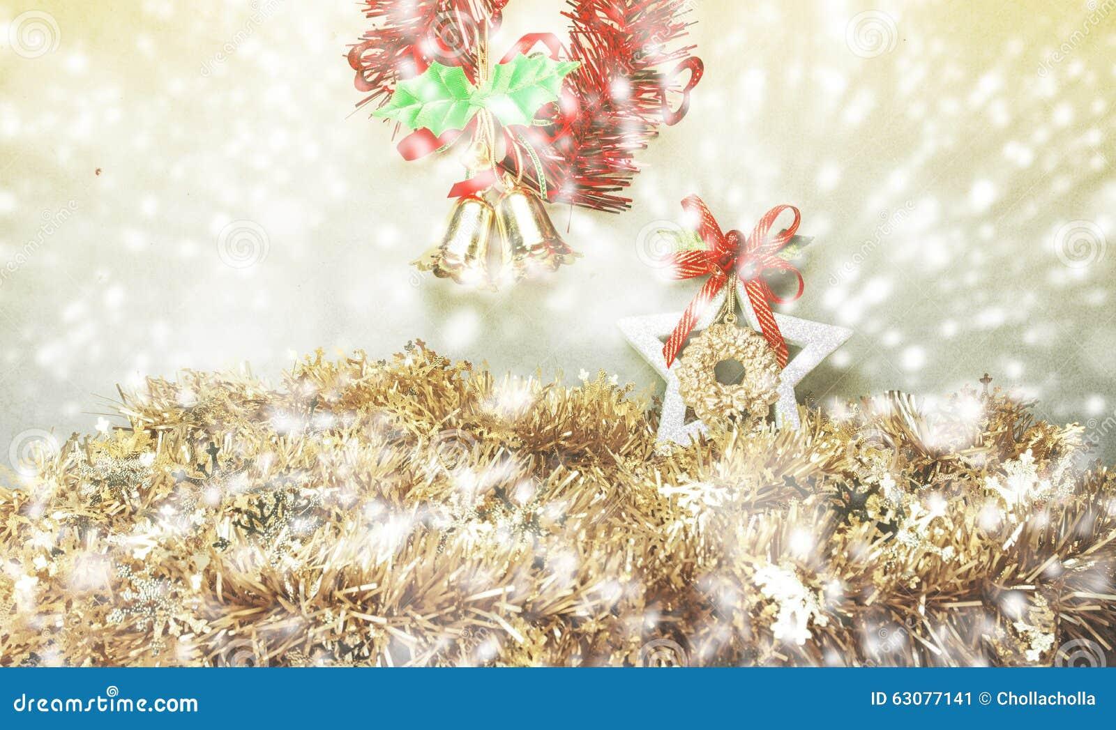 Download Fond De Tache Floue De Noël Image stock - Image du cloches, deer: 63077141
