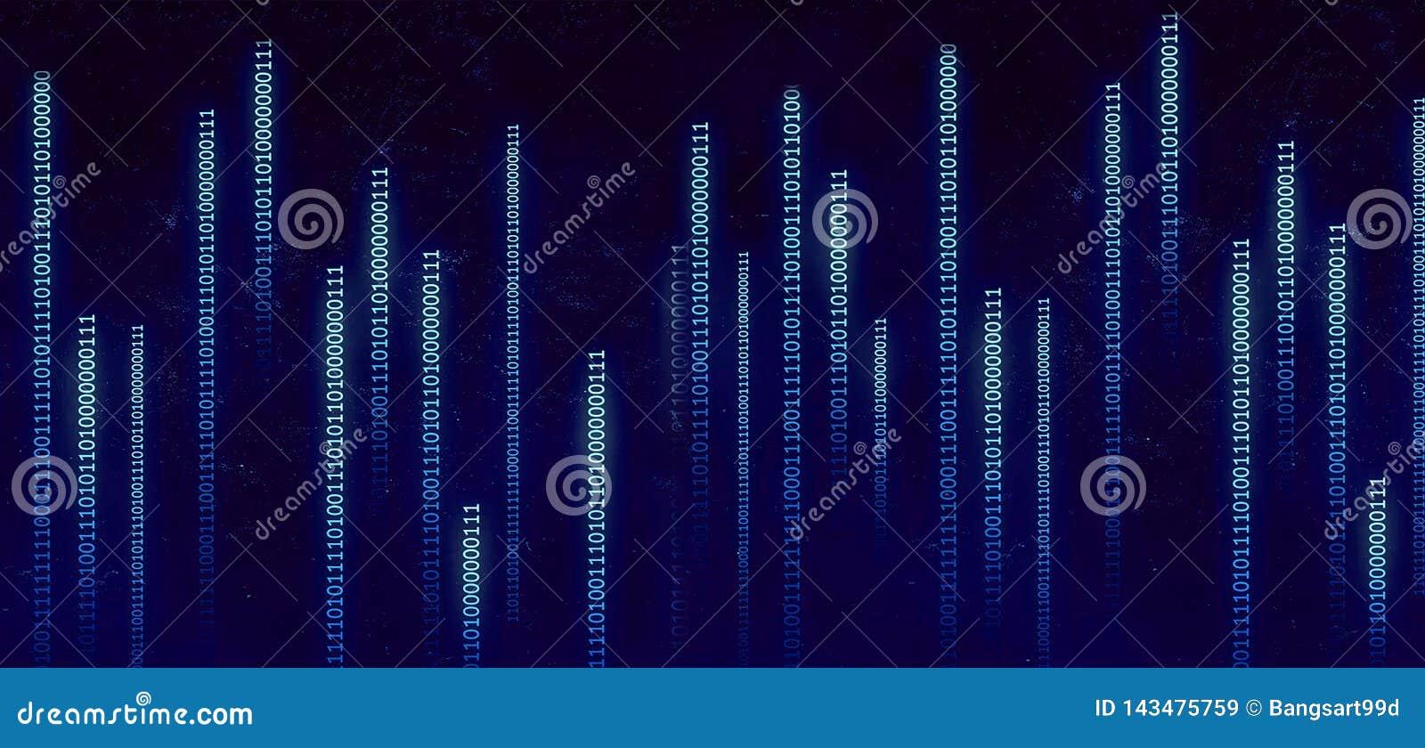 Fond de technologie d intelligence
