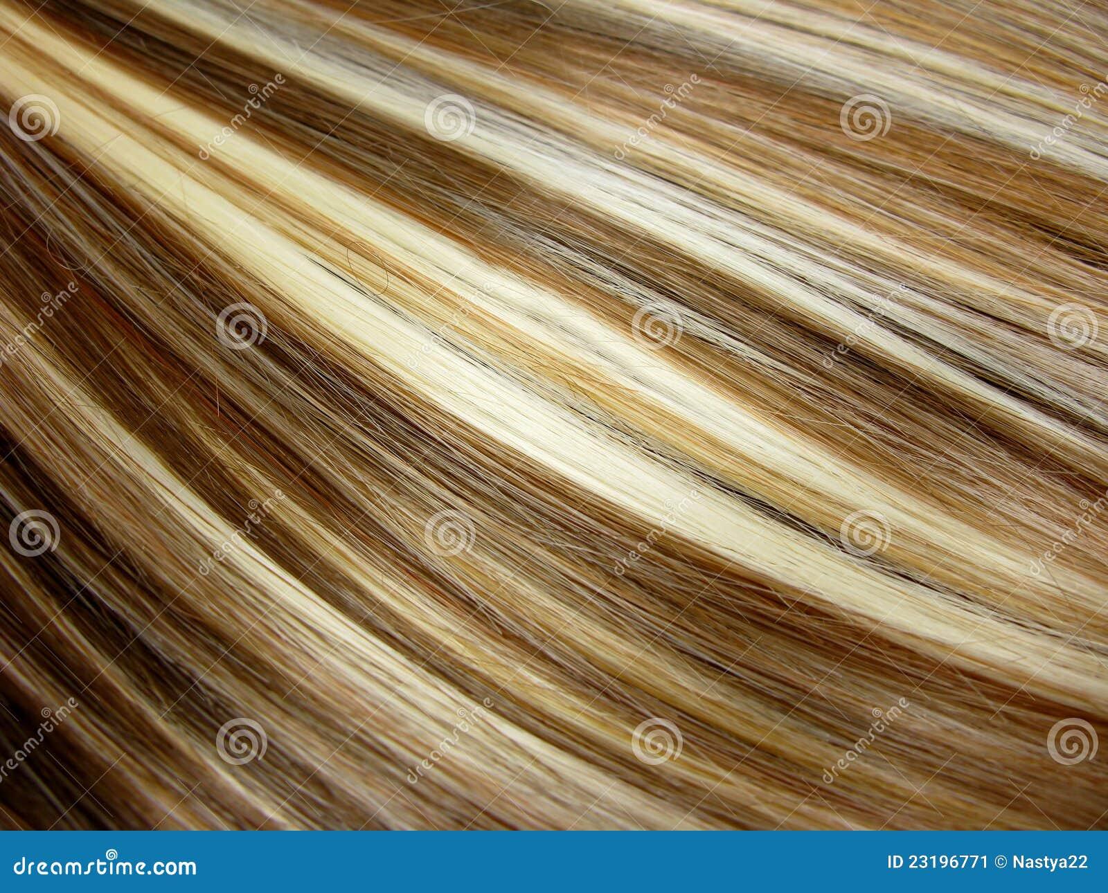 Fond de texture de cheveu de point culminant