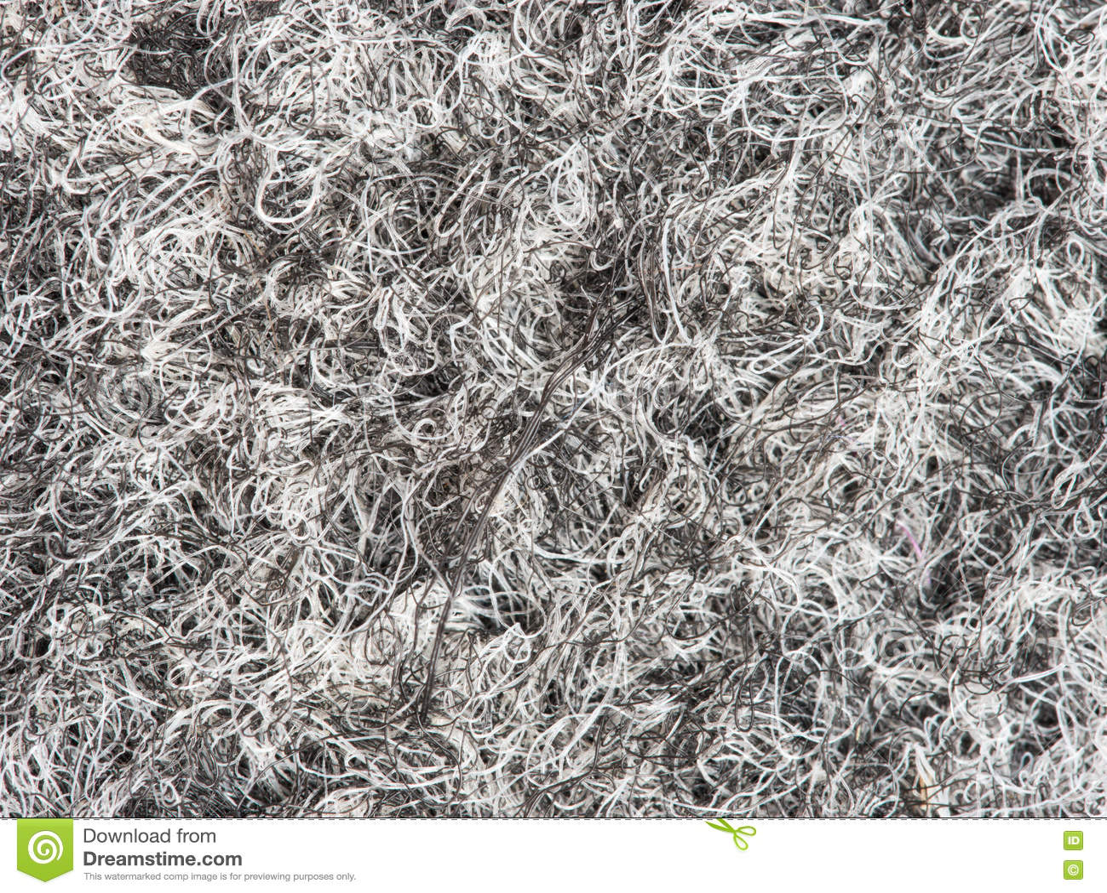 Fond de texture de tissu de feutre