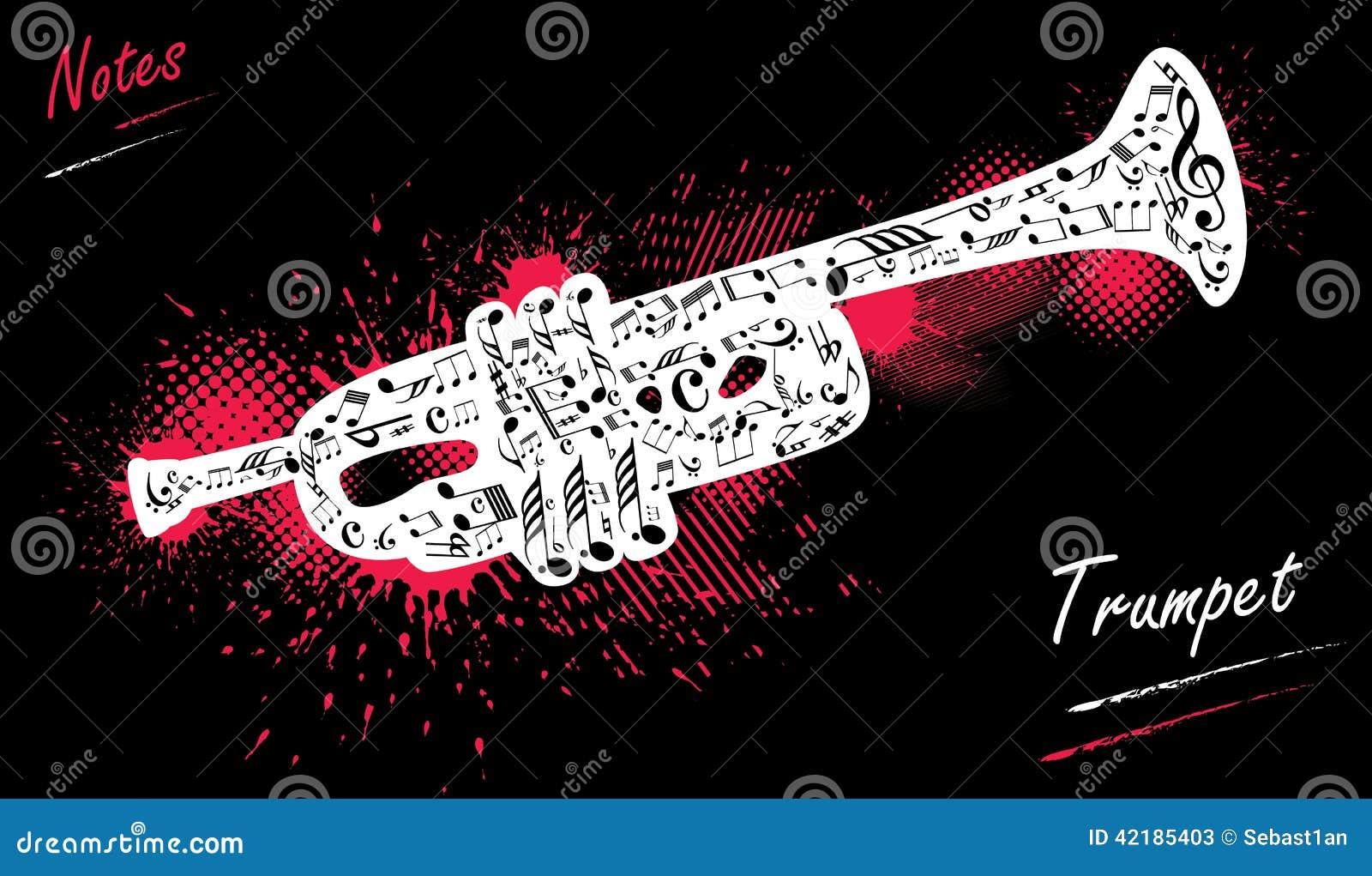 Fond de trompette