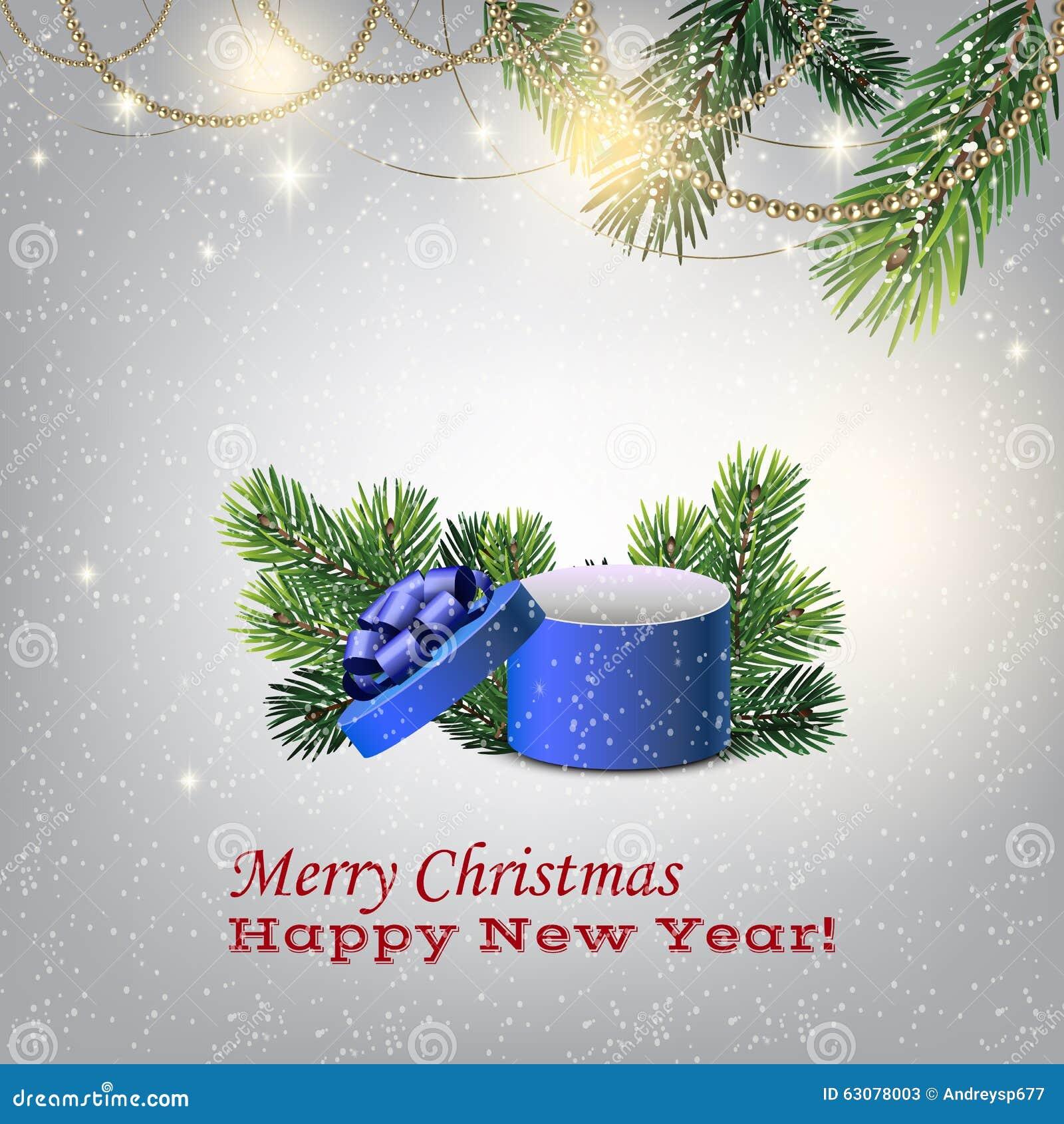 Download Fond De Vacances Avec Des Jouets De Noël Et Des Branches Impeccables Illustration de Vecteur - Illustration du bille, fond: 63078003