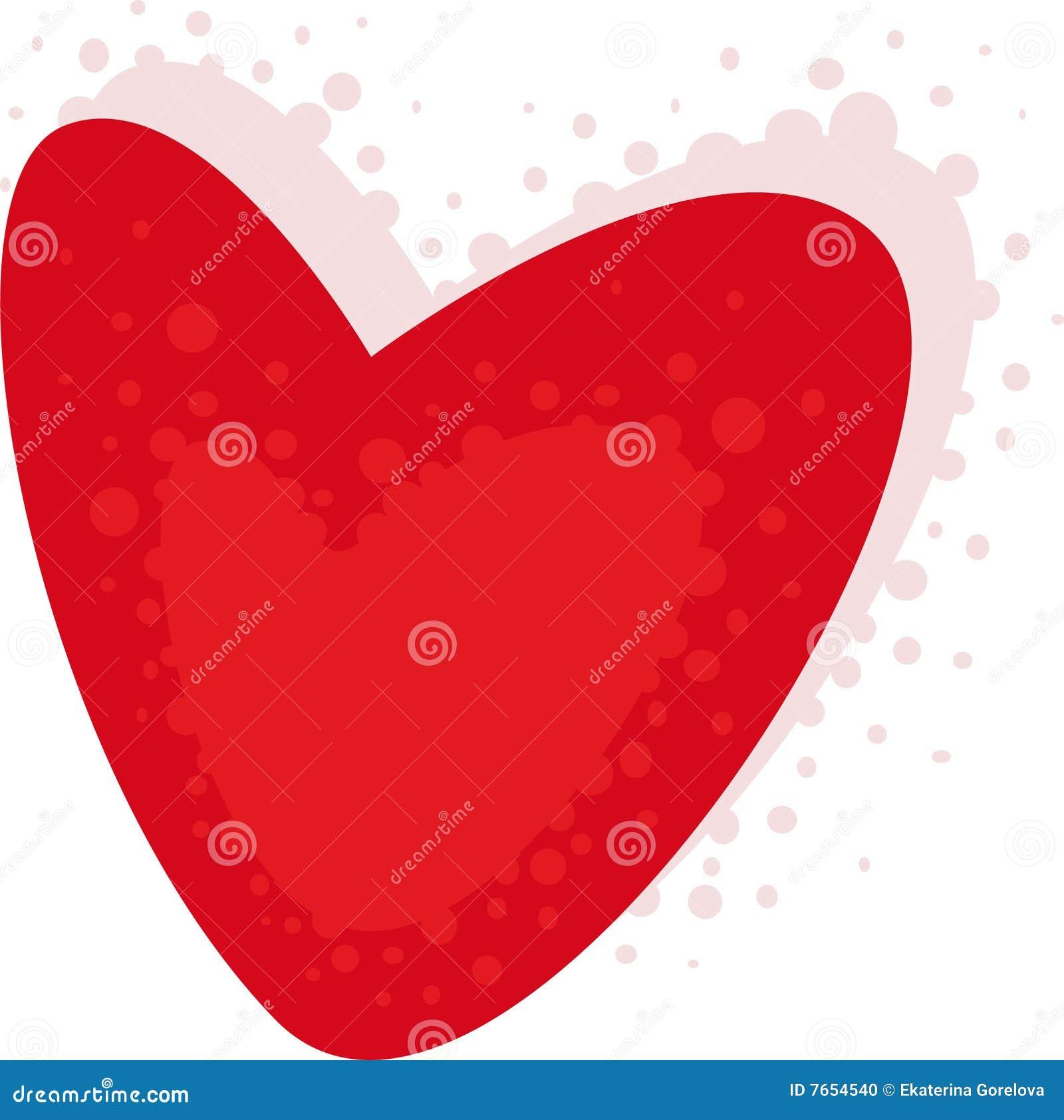 Fond de Valentine