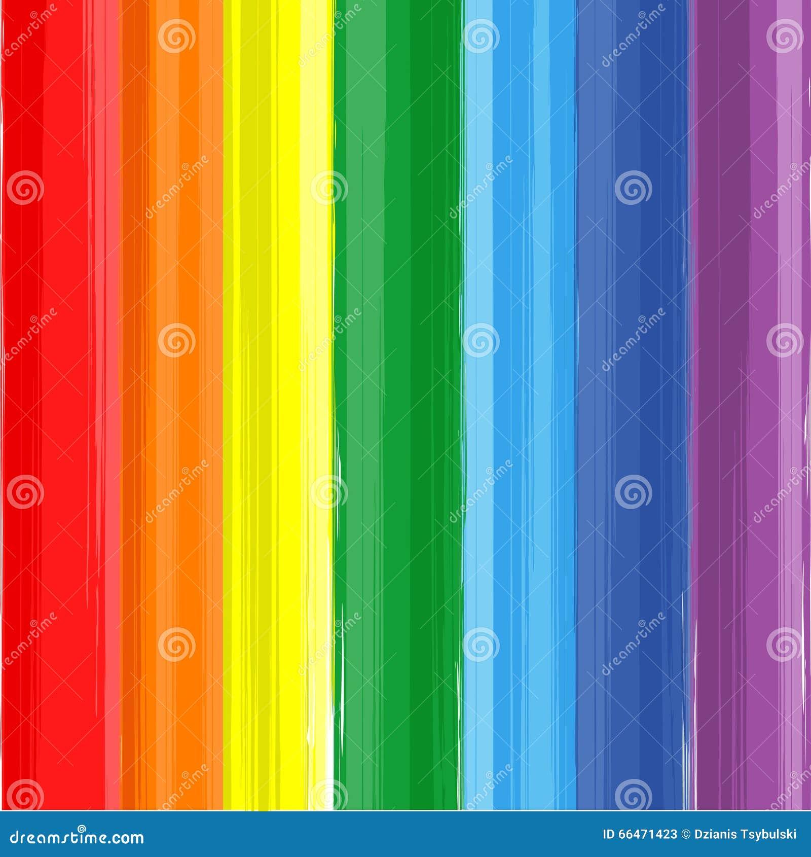 Fond de vecteur d éclaboussure de peinture de couleur d arc-en-ciel d art