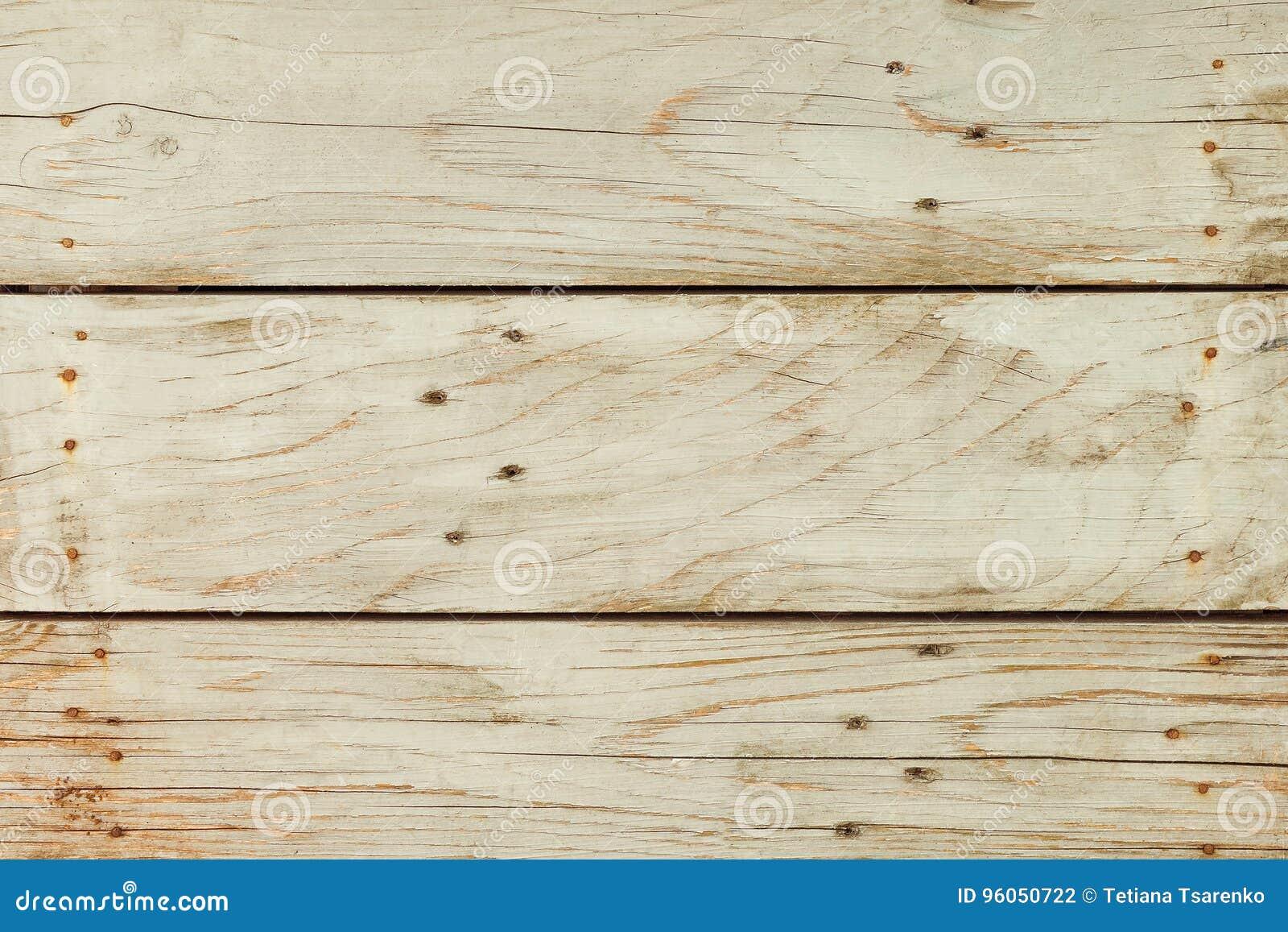 Fond de vieux panneaux en bois de vintage