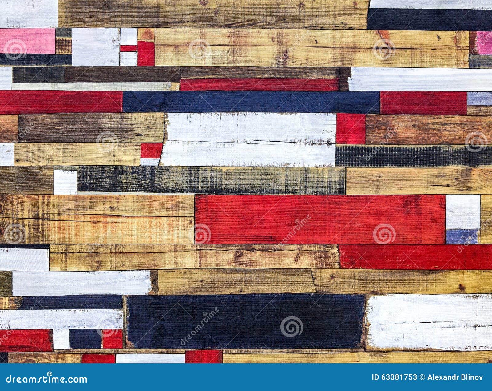 Download Fond Des Barres En Bois Colorées Image stock - Image du nature, fond: 63081753