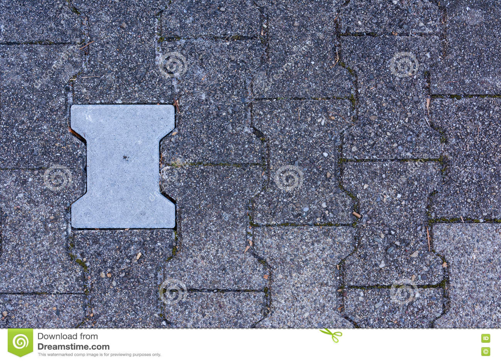 Fond différent de texture d Asphalt Stone Sidewalk Brick Detail de couleur