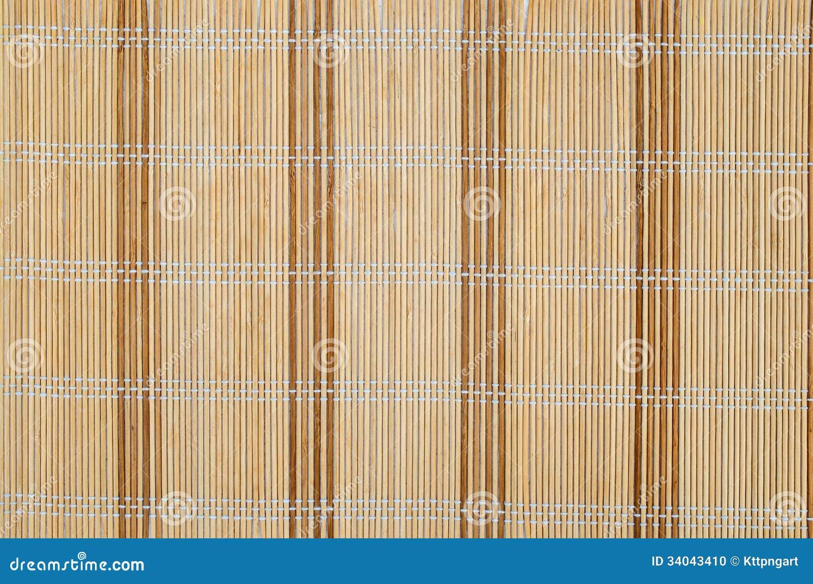 fond en bambou de tapis photo stock image 34043410. Black Bedroom Furniture Sets. Home Design Ideas
