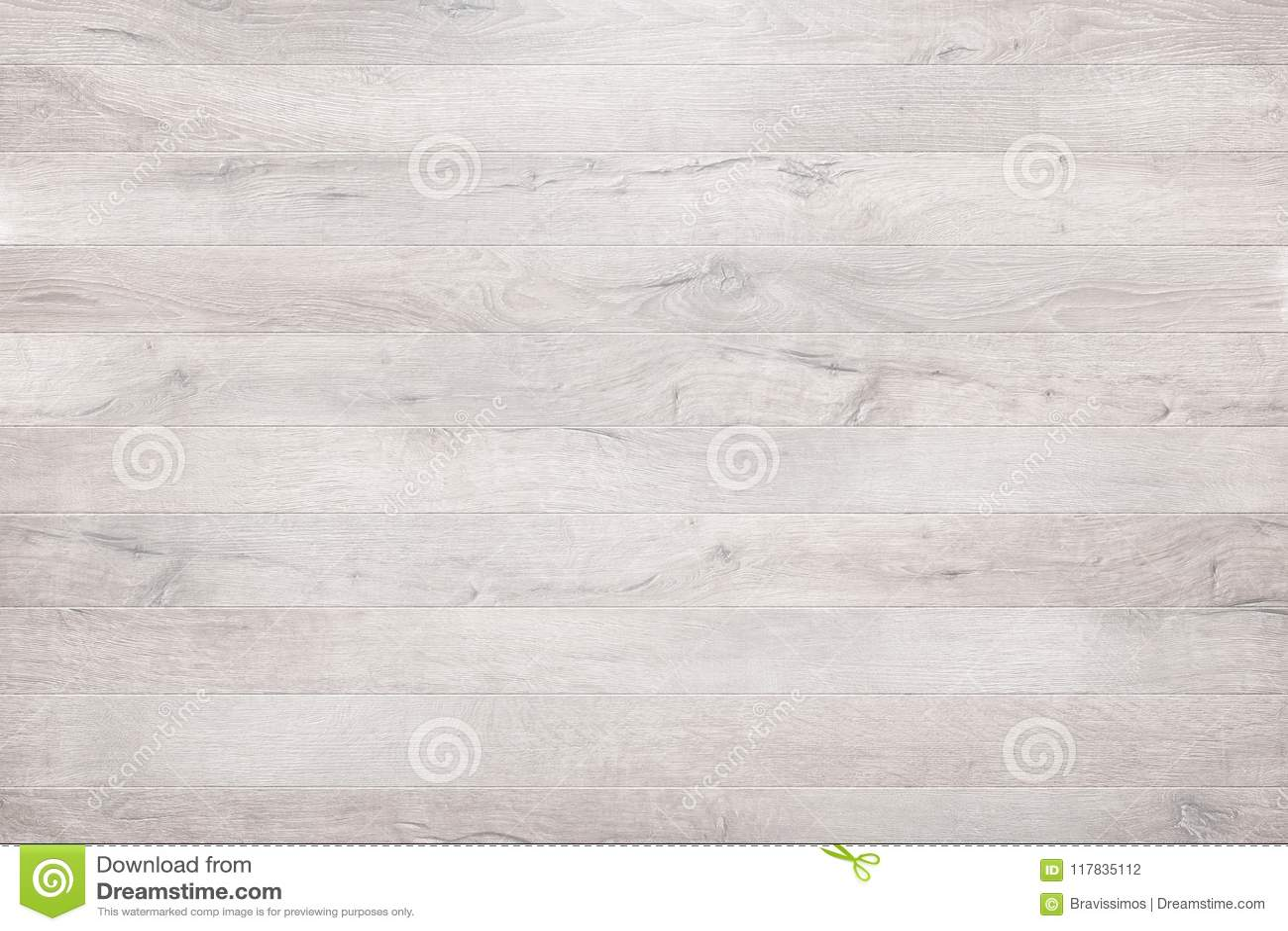 Fond en bois blanc de texture, vue supérieure en bois de table