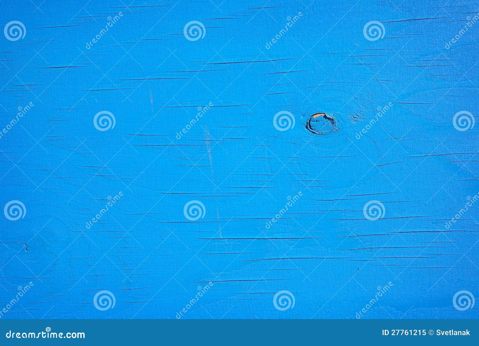 Fond en bois bleu
