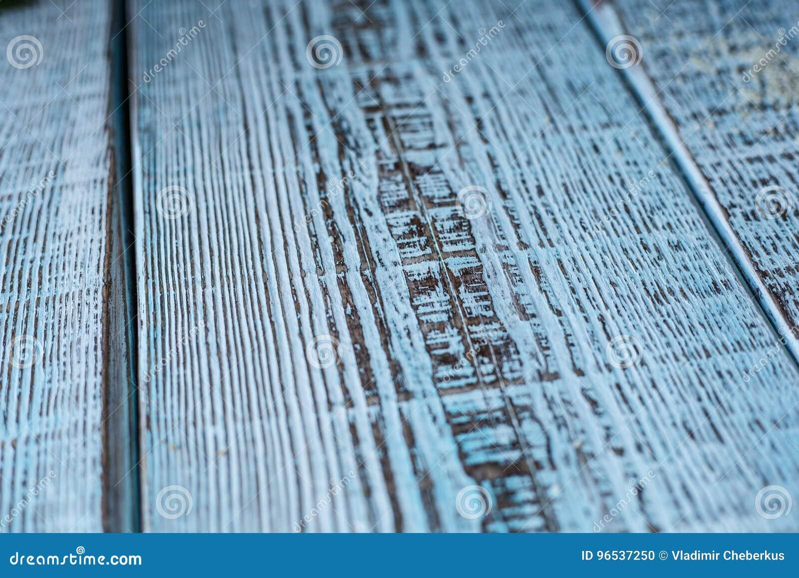 Fond en bois bleu bureau et vieux matériels photo stock image du