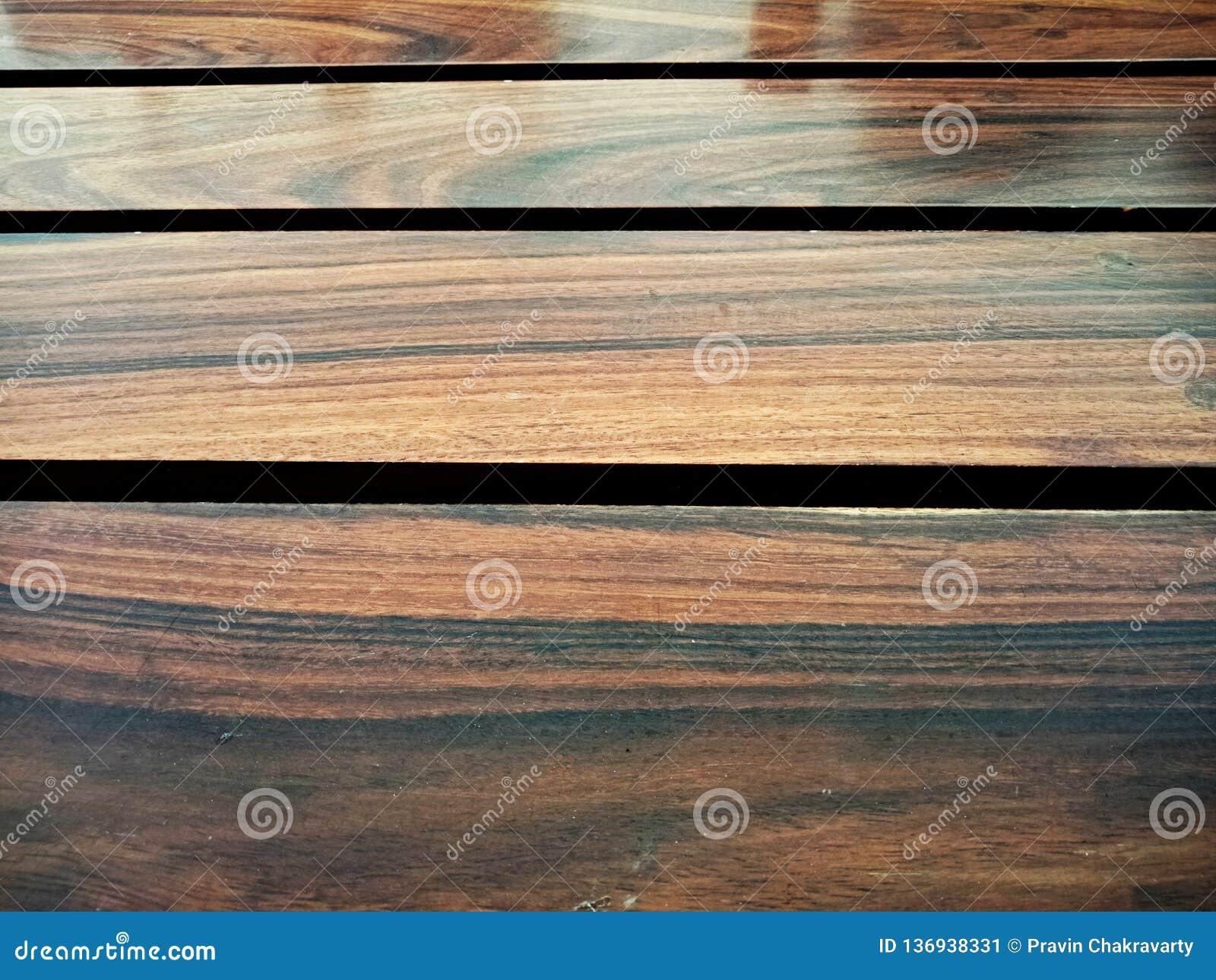 Impression Photo Planche Bois fond en bois de grain de planche de texture, table en bois