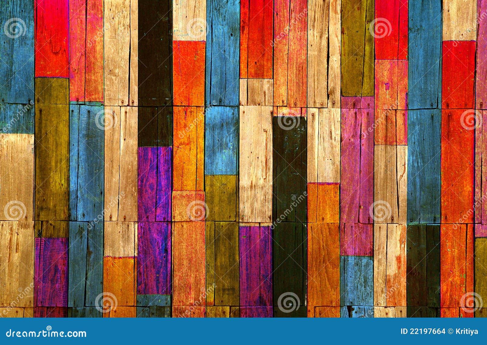 fond en bois de mur de couleur illustration stock illustration du ch ne grunge 22197664. Black Bedroom Furniture Sets. Home Design Ideas