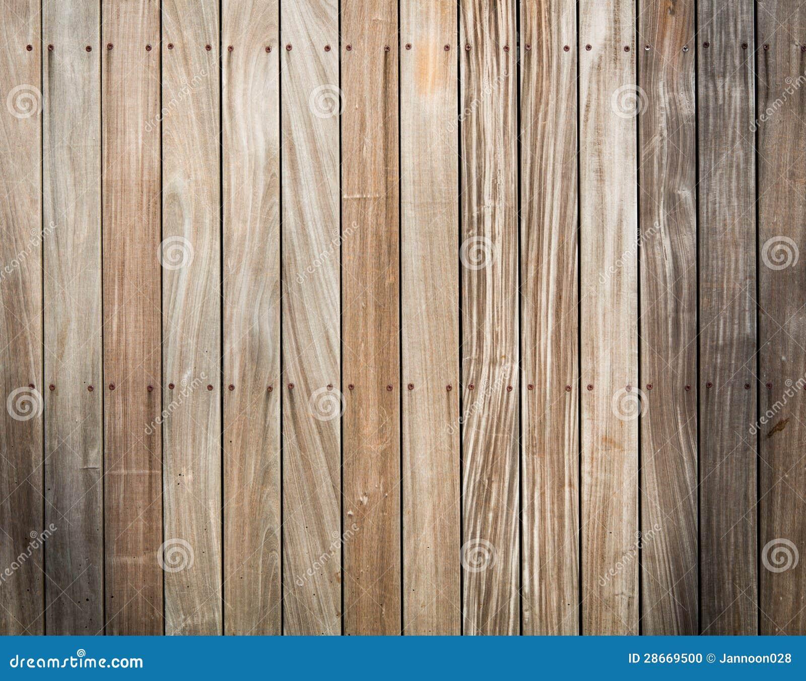 Mur en bois (fond en bois de texture)
