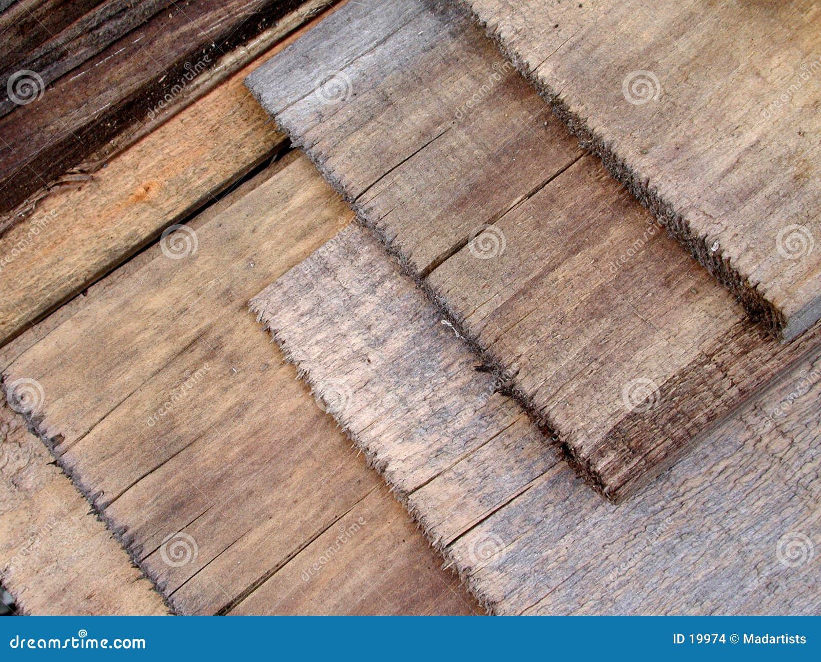 Fond en bois de texture de bois de charpente
