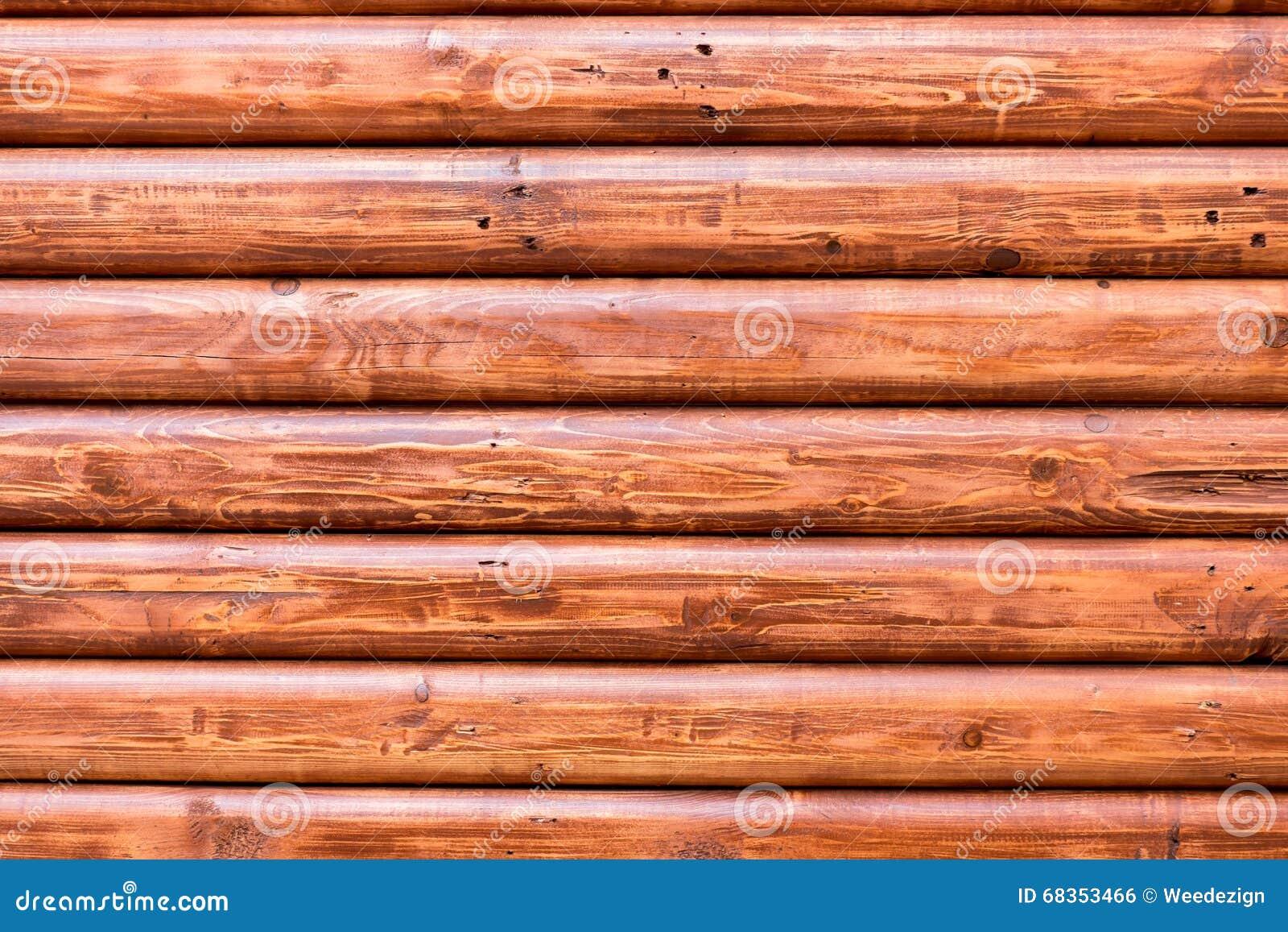 fond en bois de texture de planche de rondins bruns de lustre photo stock image 68353466. Black Bedroom Furniture Sets. Home Design Ideas