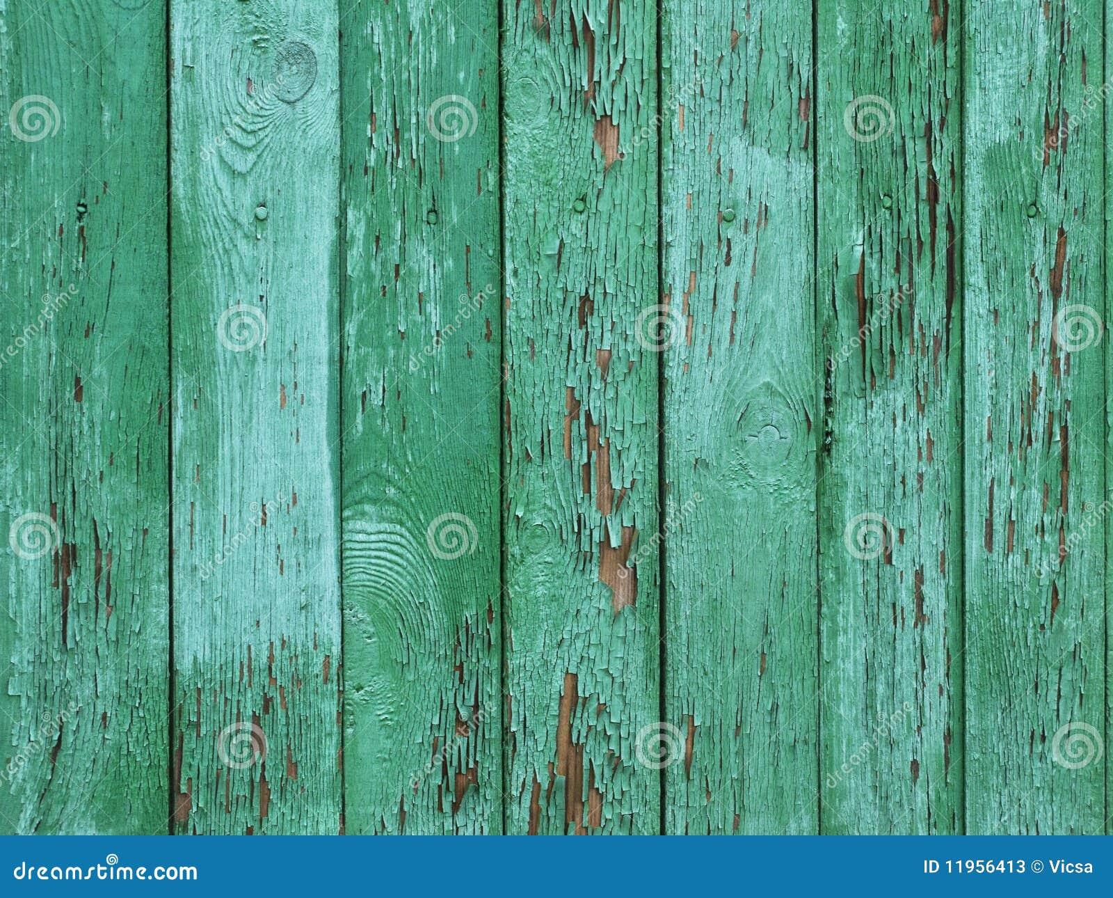 fond en bois enlev par vert photos stock image 11956413. Black Bedroom Furniture Sets. Home Design Ideas