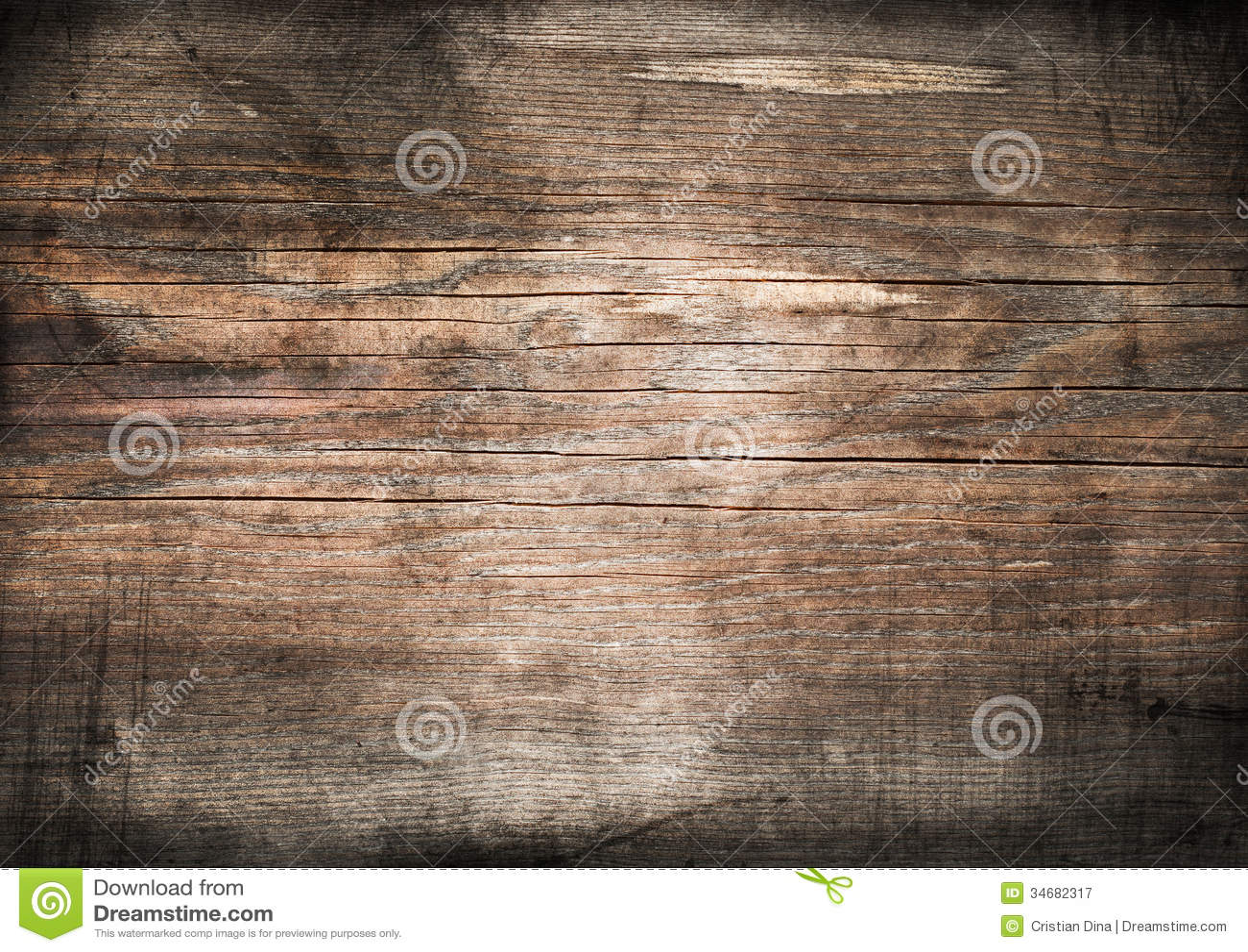 Fond en bois grunge
