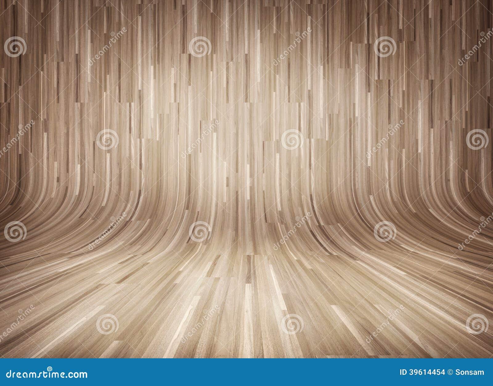 fond en bois incurv de parquet photo stock image 39614454. Black Bedroom Furniture Sets. Home Design Ideas
