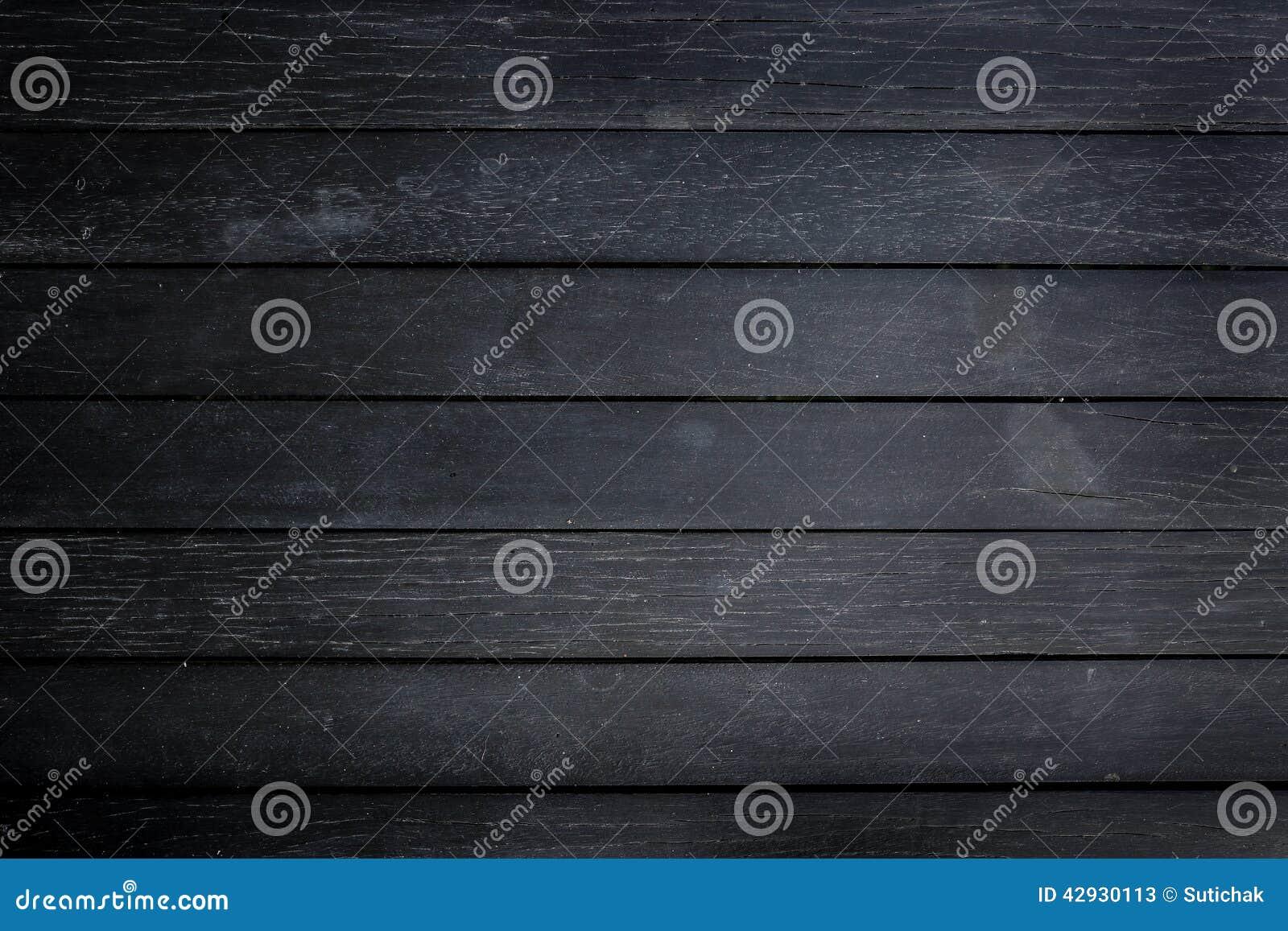 fond en bois noir de texture photo stock image 42930113. Black Bedroom Furniture Sets. Home Design Ideas
