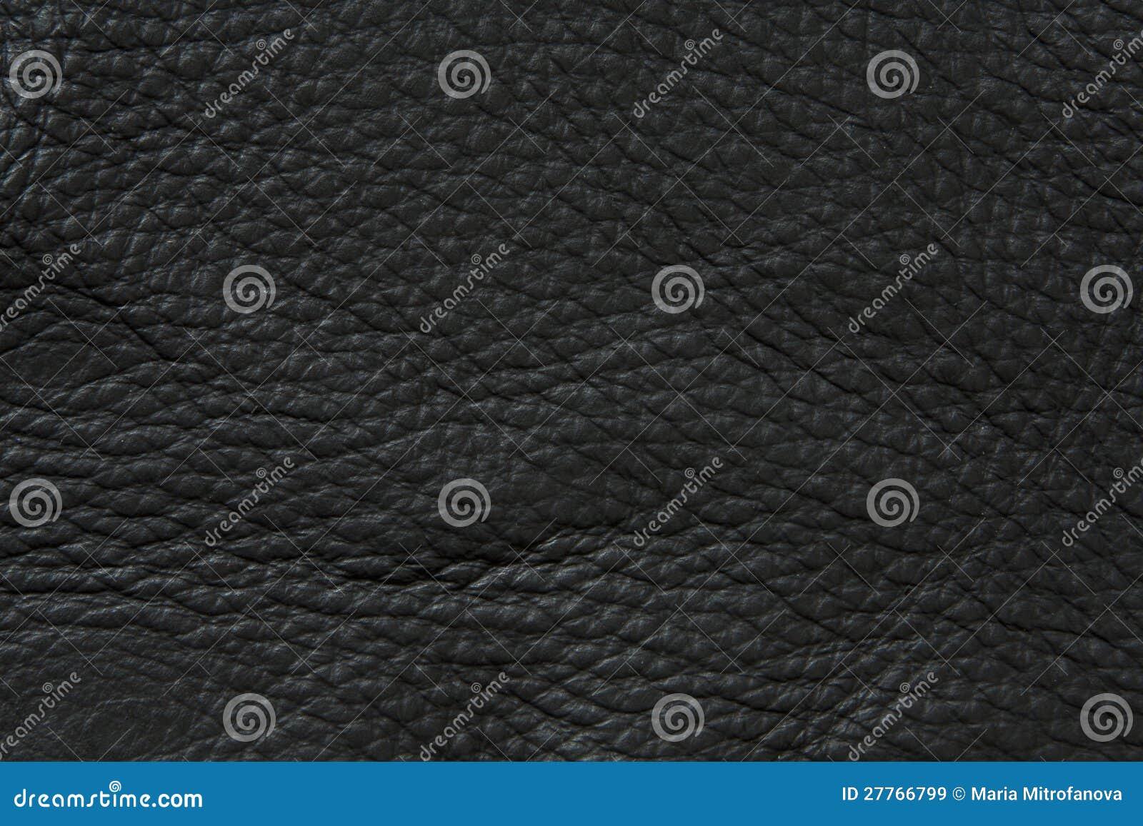 Fond en cuir de texture