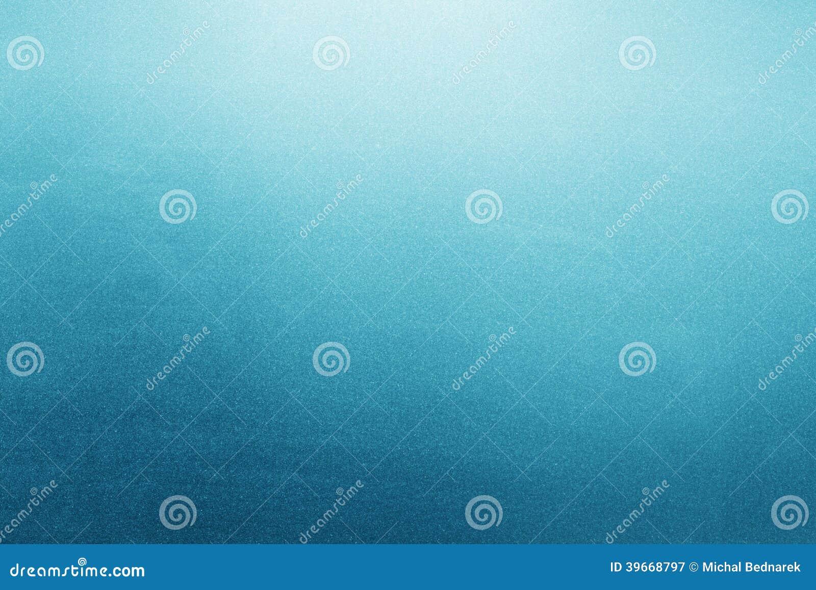 Fond en verre givré de bleu, texture
