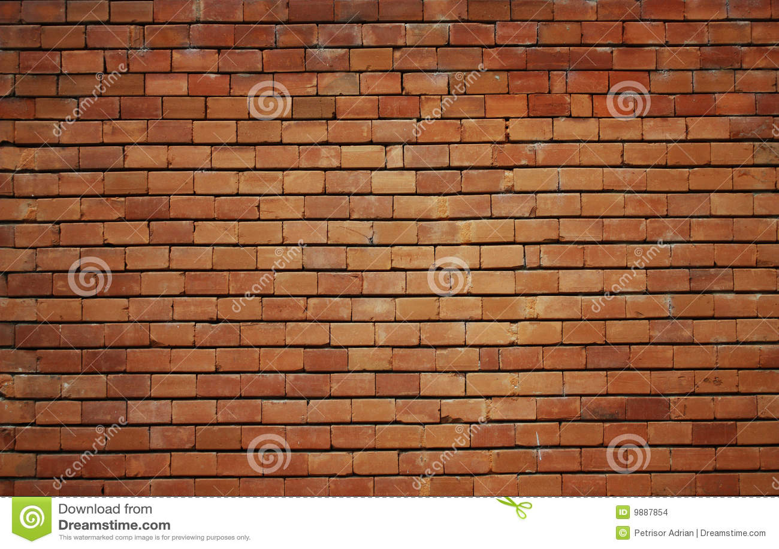 Fond ext rieur de cru de texture de mur de briques for Brique mur exterieur