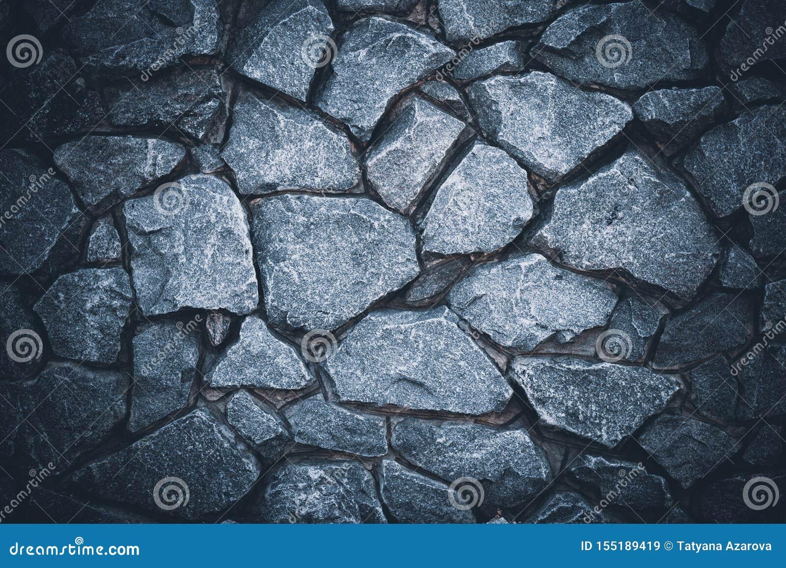 Fond fonc? de mur en pierre Texture grunge grise abstraite Surface noire de granit, plancher Modèle naturel pour la conception d