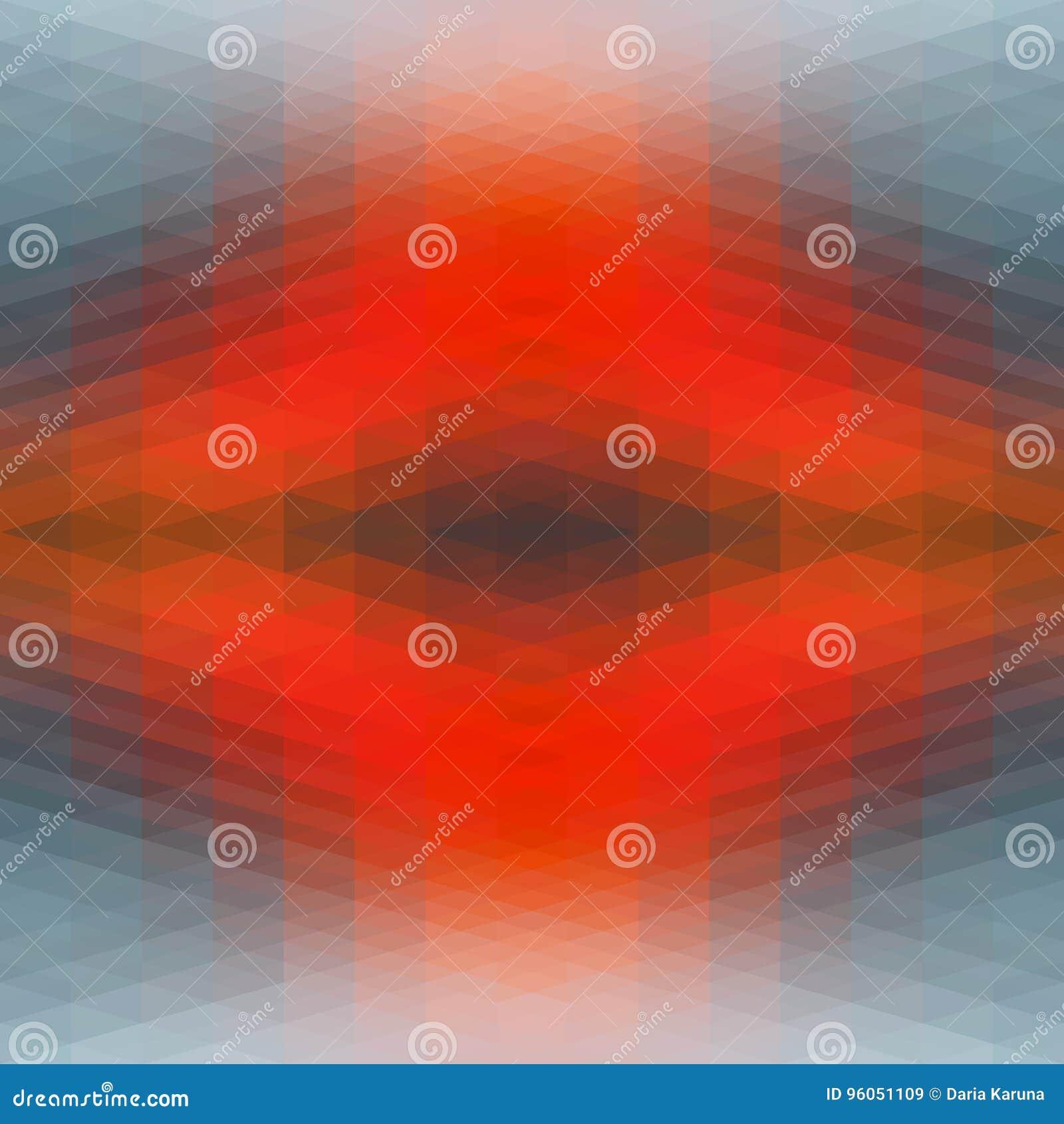 Fond géométrique abstrait de formes Recouvrement de différentes taches de couleur
